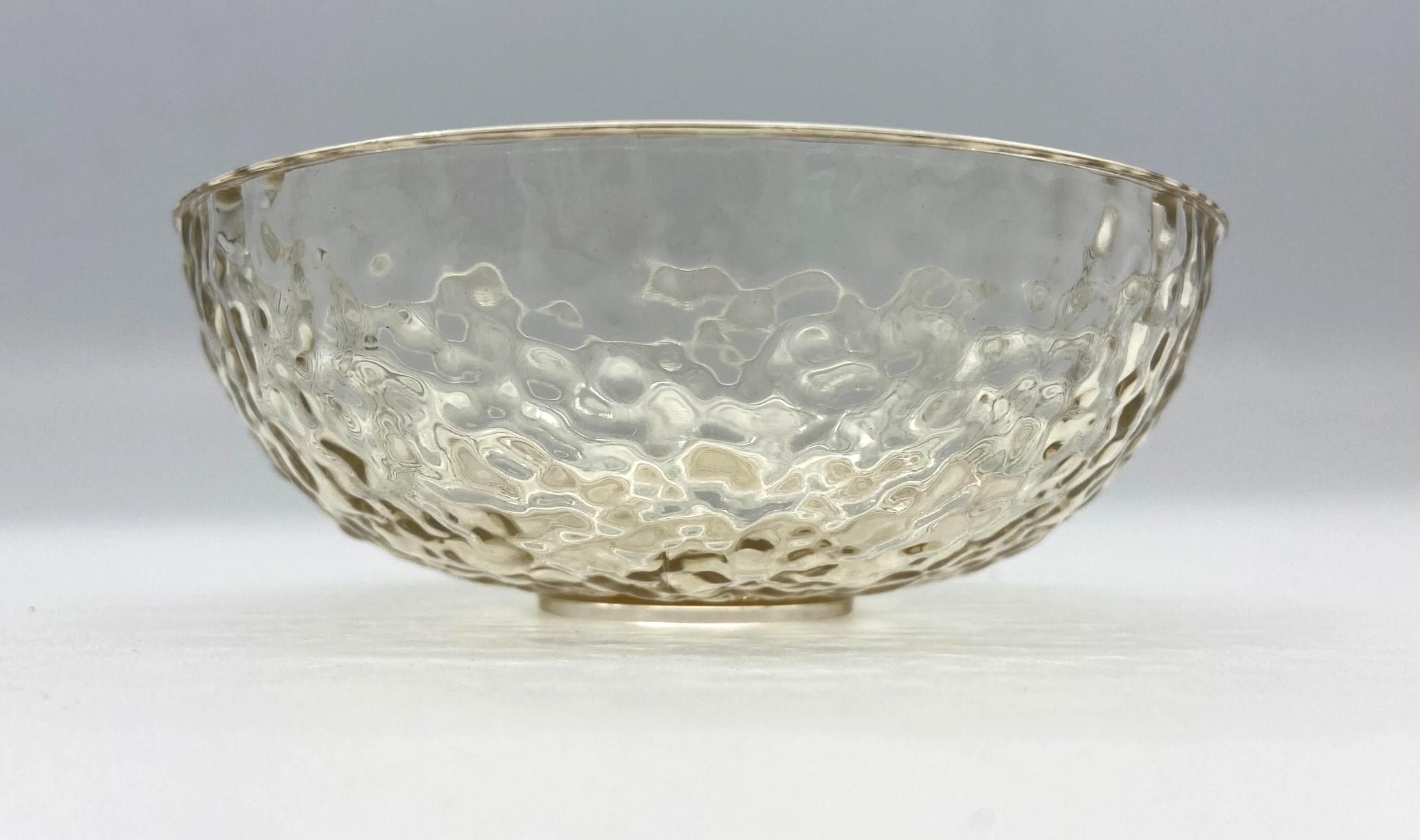 Tritan材質玻璃紋圓碗